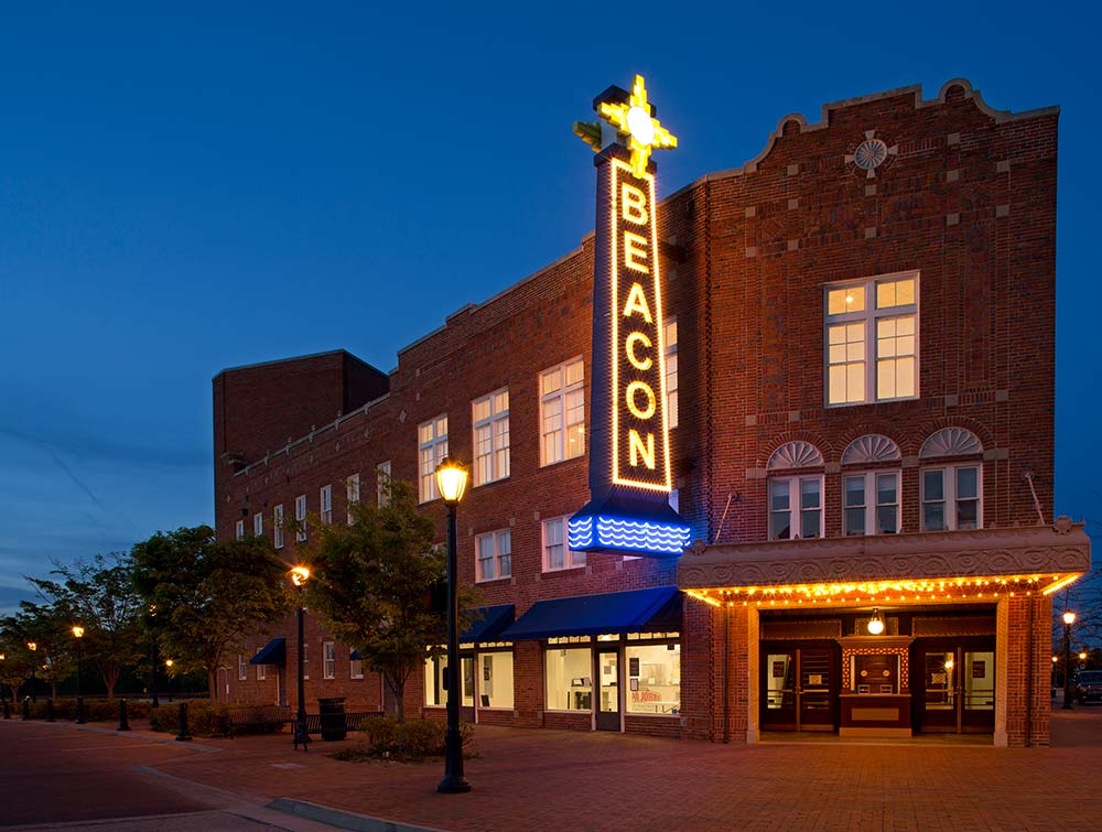 Beacon Theatre Commonwealth Architects