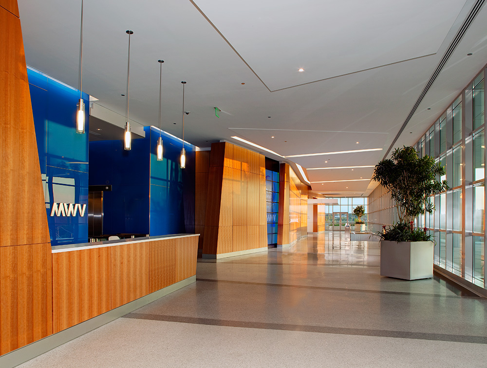 Westrock Richmond Headquarters Commonwealth Architects
